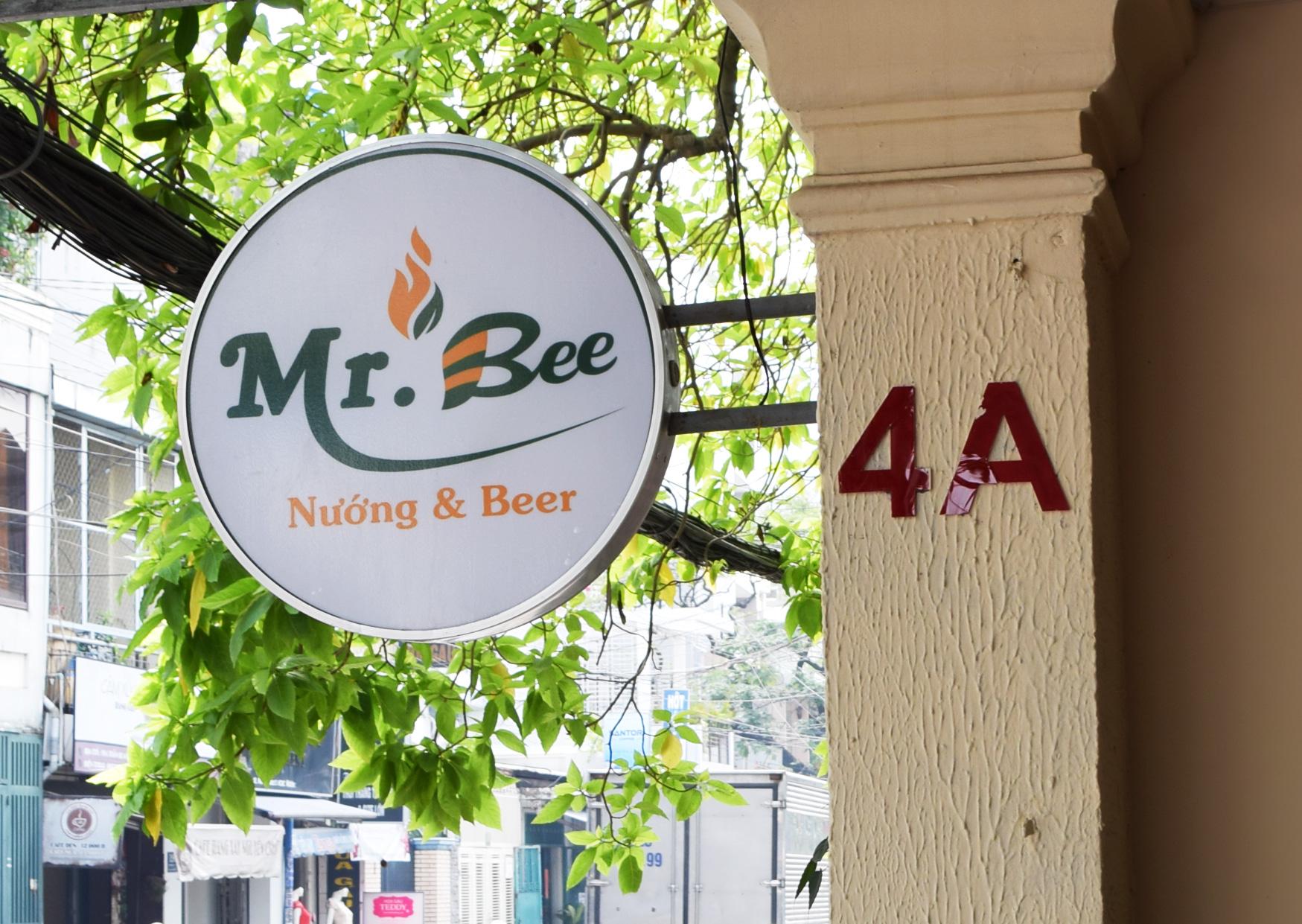 MR. BEE - NƯỚNG & BEER
